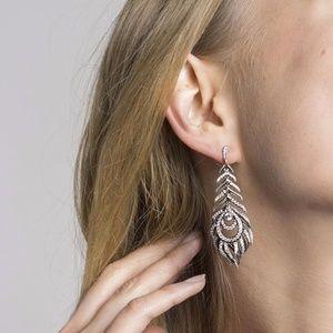 c61c10dec Kendra Scott Jewelry - Kendra scott Elettra earrings in silver